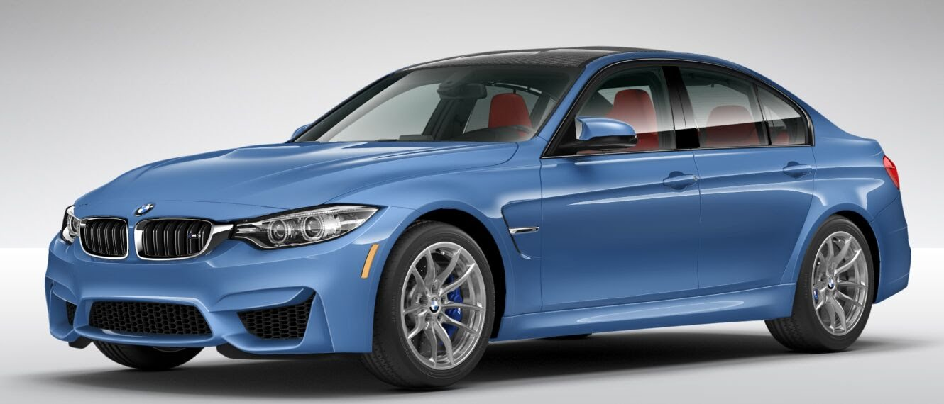 2015 BMW M3SEDAN Car Review Video