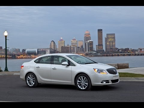 2015 Buick Veranoturbo Car Review Video
