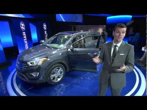 2015 Hyundai Santafegls  Car Review Video