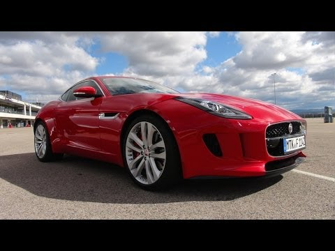 2015 Jaguar F-TYPE Car Review Video