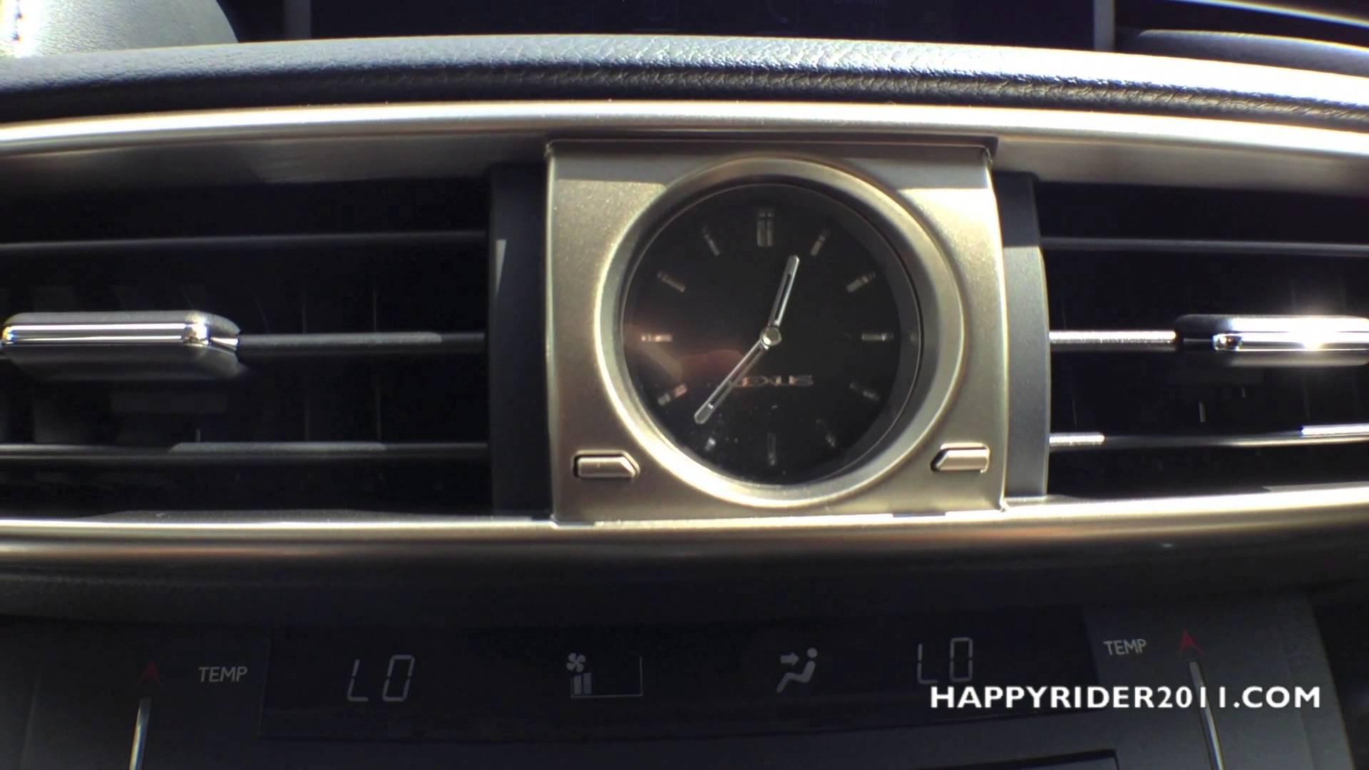 2015 Lexus IS250 Car Review Video