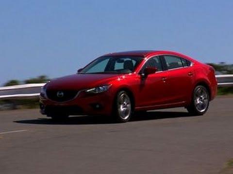 2015 Mazda 6IGRANDTOURING Car Review Video