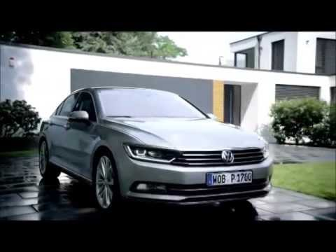 2015 Volkswagen Passat Car Review Video