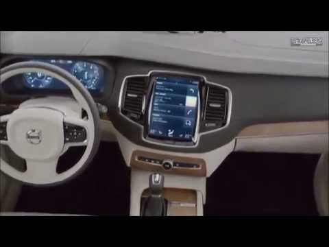 2015 Volvo XC90 Car Review Video