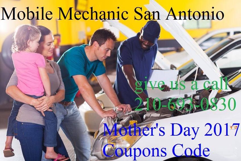 Mobile Mechanic San Antonio Auto Repair Coupons Special Offers
